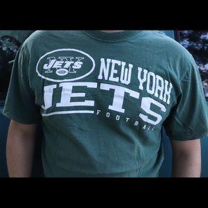 New York jets vintage t-shirt.